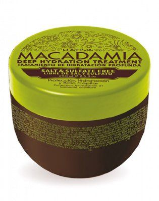 Маска для нормальных и поврежденных волос Интенсивно увлажняющая MACADAMIA Kativa, 250 гр. от Kativa за 699 руб!