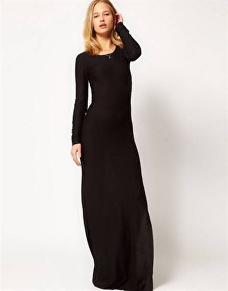 Cool Long sleeve jersey maxi dresses 2018-2019 Check more at http://bestclotheshop.com/dresses-review/long-sleeve-jersey-maxi-dresses-2018-2019/