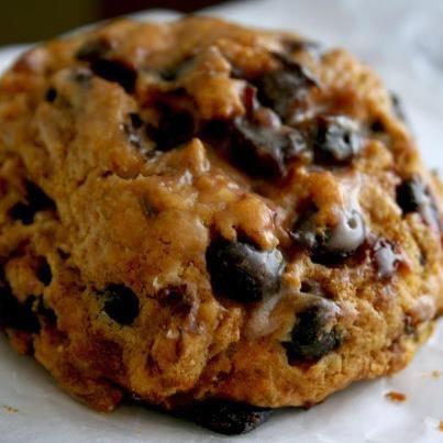 Choc chip scones recipe