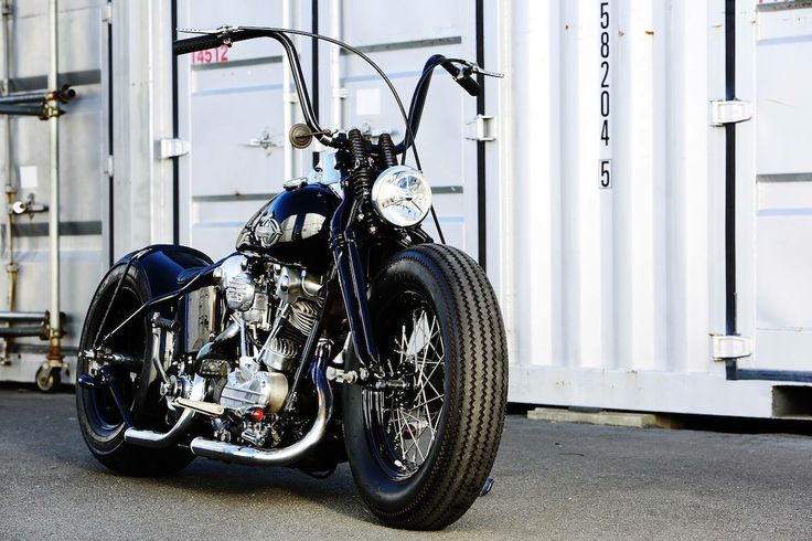 Harley Bobber Chopper : Photo                                                                                                                                                                                 More