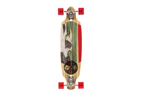 LeftLane Sports - Sector 9 Shoots Longboard Complete