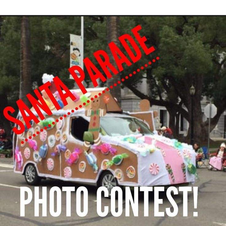 PLEASE SHaRE REGRAM & ReTweet - impropriety photo contest - u could win $50 gift certificate to Broderick's Midtown for best photo at this morns Sacramento Santa parade. Tag your photos #sacsantaparade and #instayelpatweetasnap prize from @juliemarg #getonthemap - GO!
