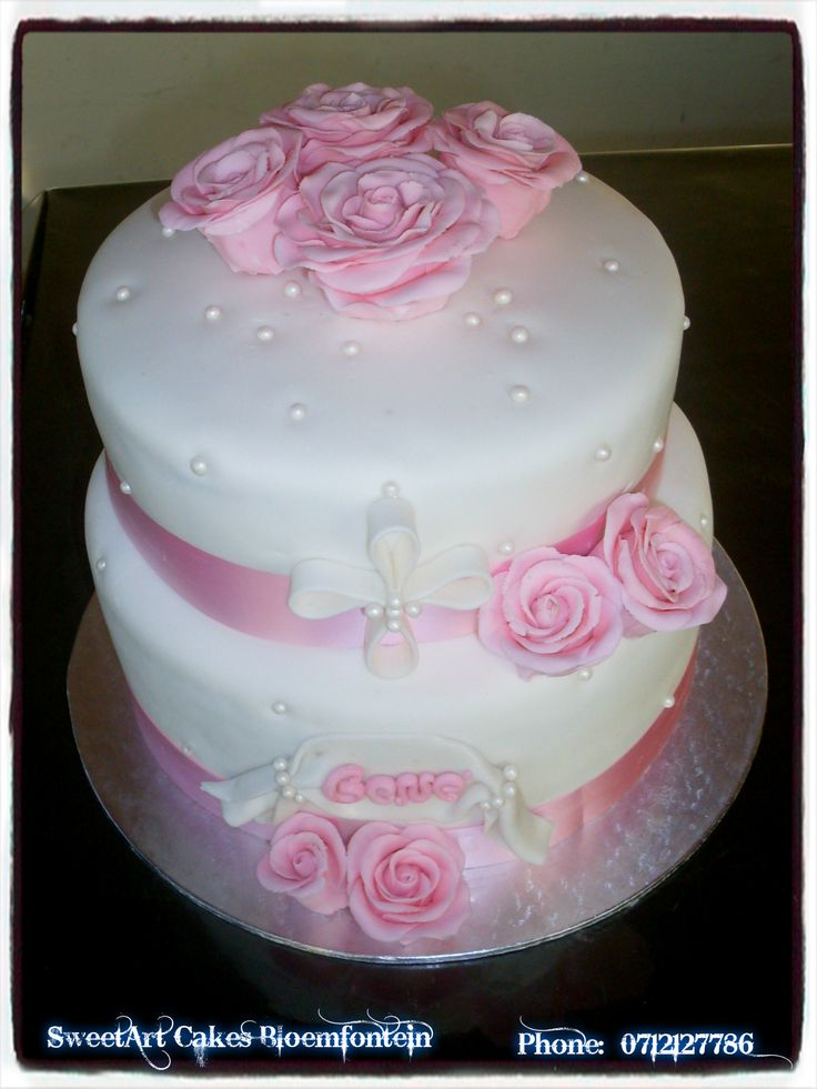 BAPTISM CAKE For more info & orders, email Sweetartbfn@gmail.com or call 0712127786  Connect with us on Facebook: https://www.facebook.com/SweetArtCakesBfn