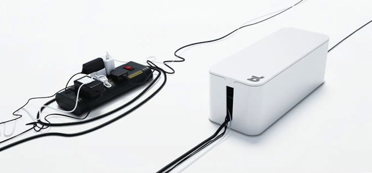 CableBox - modern - cable management - Bluelounge