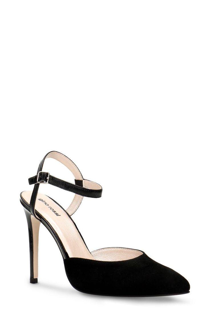 Sandalias GINO ROSSI - Melania DCH280-Q24-0101-9999 zapatos-es el-negro Flores OwCK2