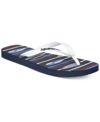 HAVAIANAS Havaianas Men's Top Nautical Flip-Flops. #havaianas #shoes # all men
