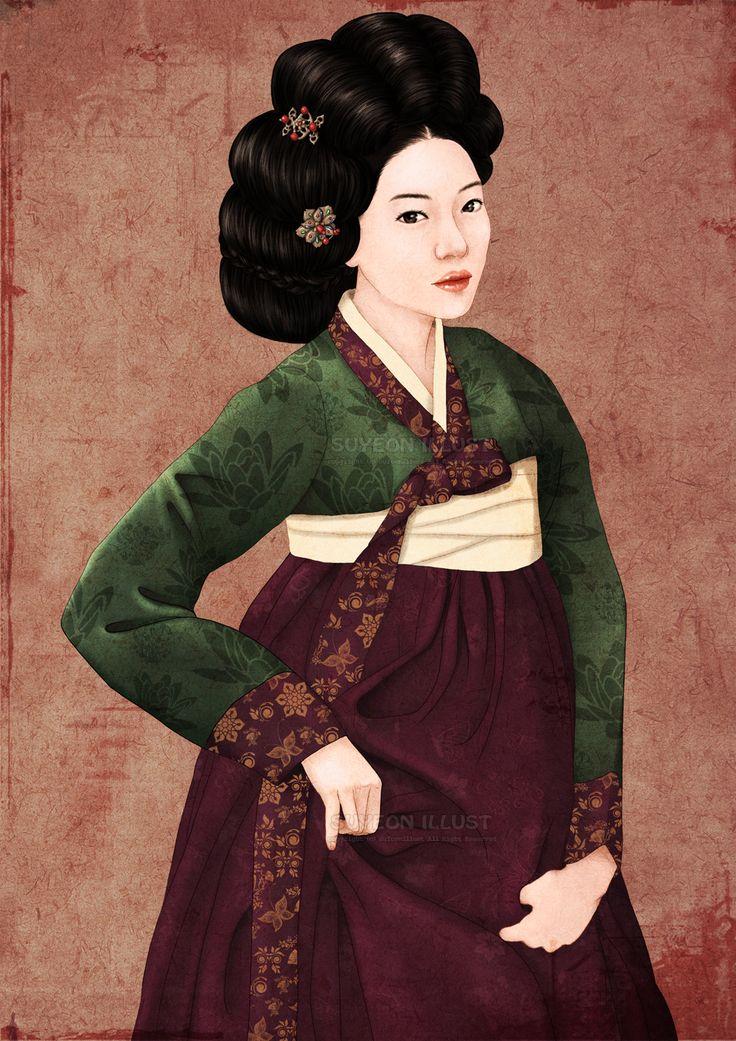 Korean traditional clothes: November 2011