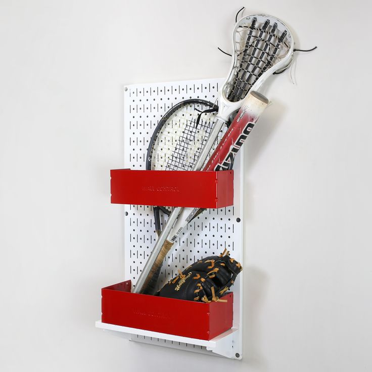 wall control shelf guards are a great way to store long on wall control id=93599