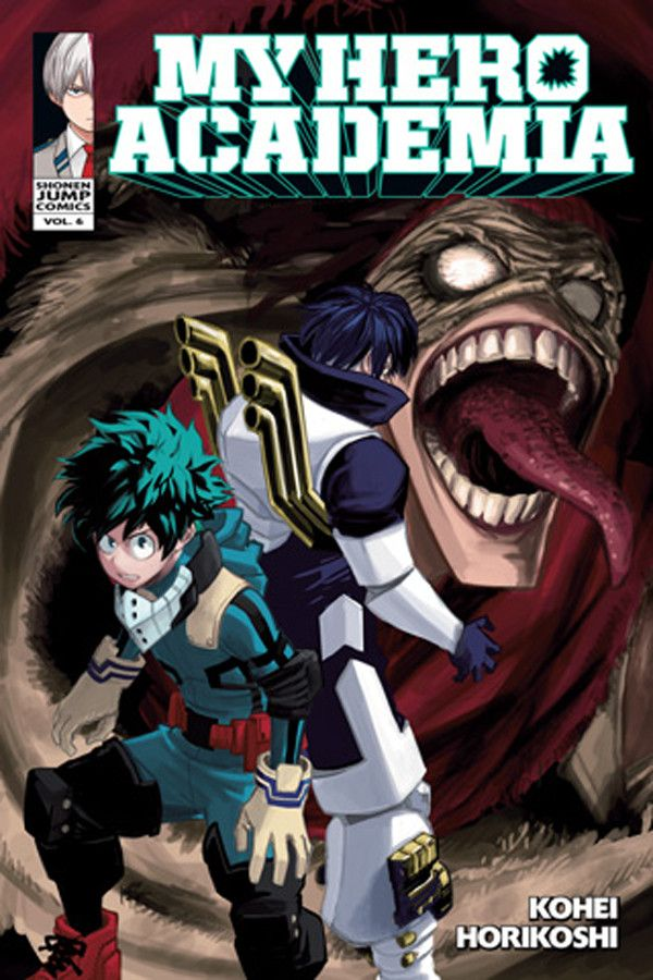My Hero Academia GN Vol 06