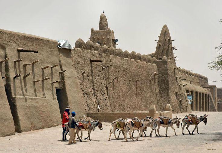 16 besten Ancient Mali Bilder auf Pinterest | Timbuktu mali ...