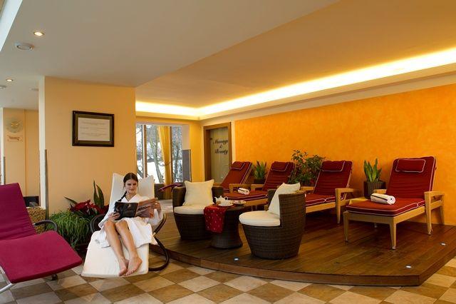 Ruheraum im Genuss-Hotel Almrausch**** www.almrausch.co.at
