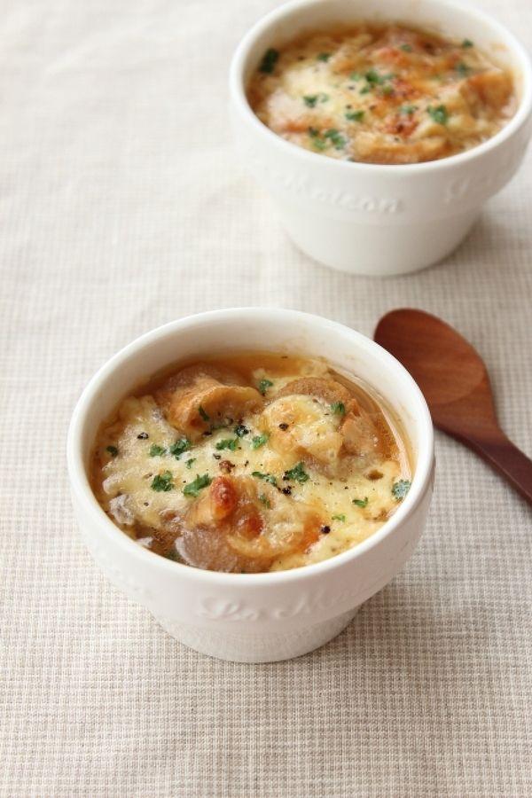 和風オニオングラタンスープ by 調理師あこ   レシピサイト「Nadia ...