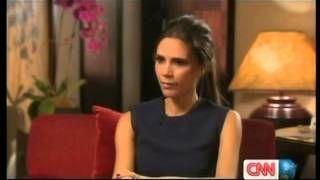 Victoria Beckham  interview 2012 [ CNN Talk Asia ]