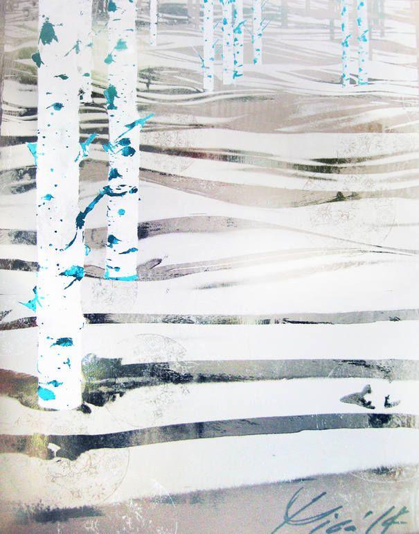 Birches, Igor Makarevich