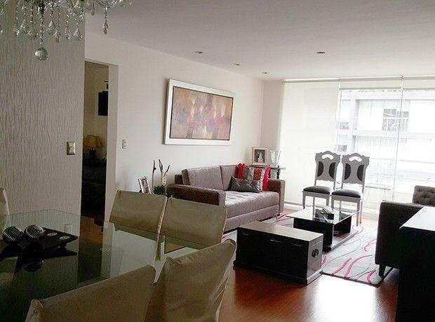 Lindo flat excelente iluminacion y distribucion consta for Sala de estar y cocina