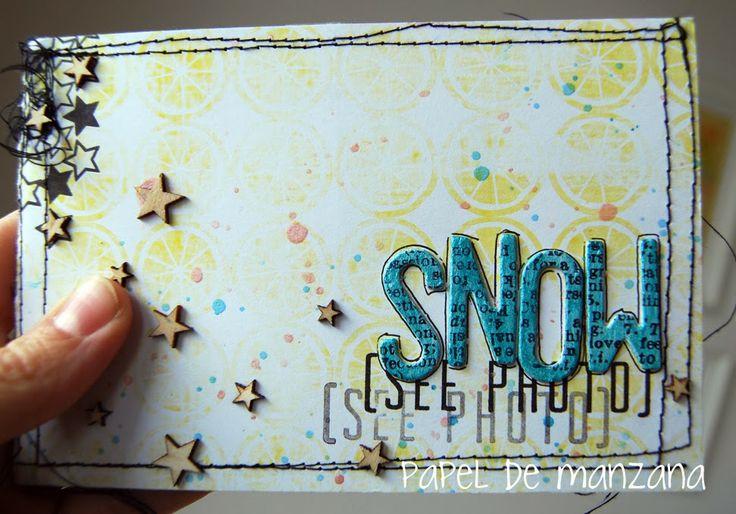 Mini álbum Snow