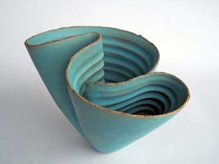 Inspiration...................A Journey Back To Clay: Coil pots