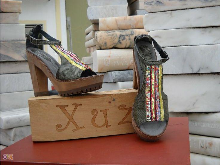 Bom tempo chama por sandálias. E você, já tirou as suas do armário? Se Vale X, OLX!
