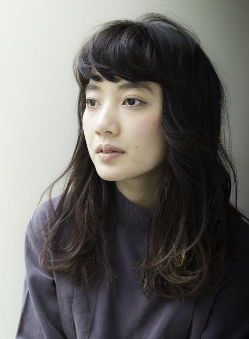 MAKE'S 流!!! ゆる巻きウェーブ 【MAKE'S】 http://beautynavi.woman.excite.co.jp/salon/25799?pint ≪ #longhair #longstyle #longhairstyle #hairstyle ・ロング・ヘアスタイル・髪型・髪形≫