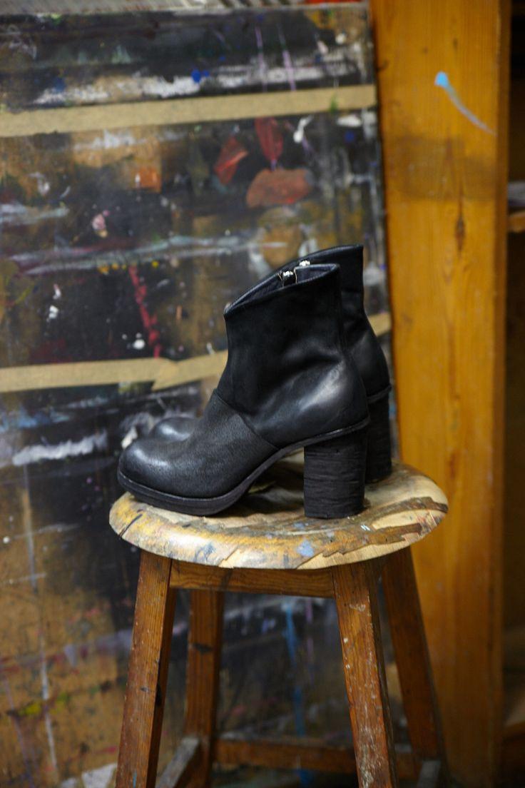#leather #handmade #womenshighheels #highheels