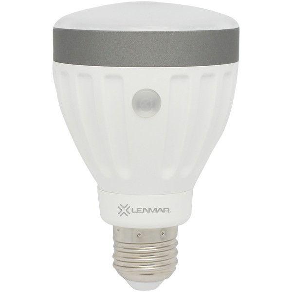 LENMAR LED7EM-6000K 7-Watt LED Emergency Light Bulb with Backup Battery (Cool White)