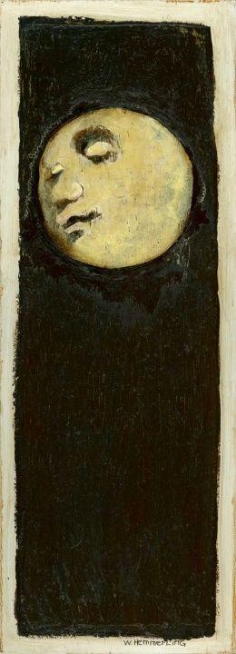 Full Moon by William Hemmerling