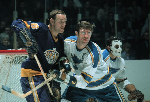 Al Arbour - St Louis Blues