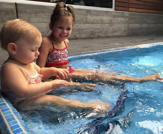 kreatywnyMaks: Na basenie