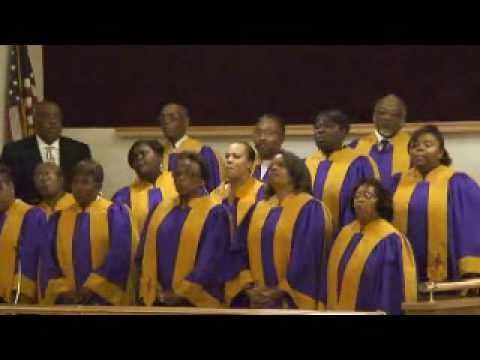 Sung at Leake Temple AME Zion Church during the 33rd Alaska Annual Conference August 6-9, 2009, Anchorage, Alaska  ~ Video done by Rev. David Blanchett