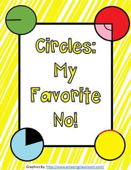Circles: My Favorite No!Geometry practice for grades 8-12.Promote class discussion and student's analytical thinking while practicing concepts related to circles! Circles: My Favorite No! is an activity that can be used as a warm-up, or as an exit ticket/closure activity for eleven different concepts.Problems based on concepts about: AreaCircumferenceArc Addition PostulateCentral AnglesInscribed AnglesArea of a SectorArc LengthDiameter-Chord TheoremIntersecting Chords in a CircleSecant and…