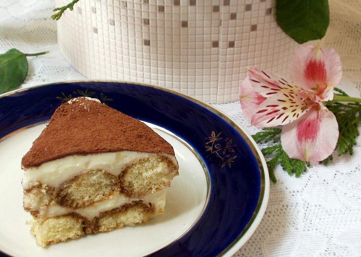 E heti hamisságom a blogon a pudingos tiramisu receptje