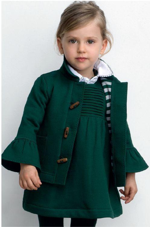 Más de la colección de Otoño 2013 de NECK & NECK http://www.hkids.com.mx #moda #infantil