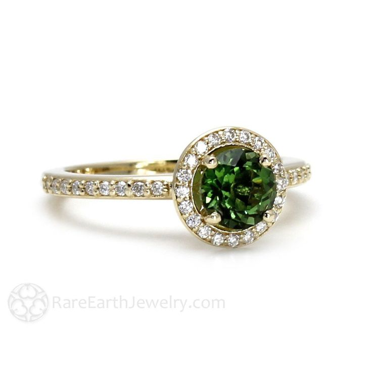 139 Best Images About Colored Gemstone Engagement Rings