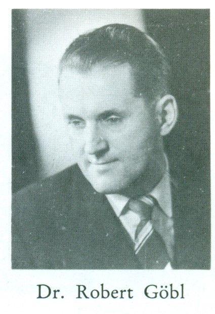 Göbl, Robert (1919-1997) (Koch NZ 1971 pl. 29)