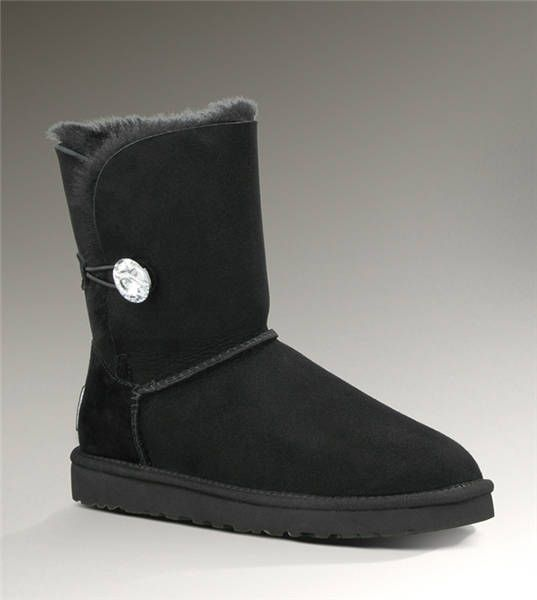 Ugg Bailey Bling 3349 Black Boots http://www.salesnowboots.com/ugg-bailey-bling-3349-black-boots-p-205.html