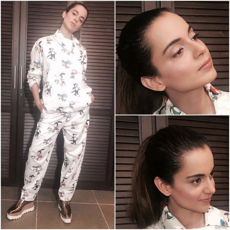 #kangana in Stella McCartney #headtotoe for #simran #promotions . How is the look Yay  or Nay  ? . Wearing - @stellamccartney Styled by - @stylebyami @shnoy09  Makeup by - @loveleen_ramchandani  Hair by - @divya.naik25 . #bollywood #bollywoodactor #bollywoodactress #bollywoodstyle #bollywoodfashion #bollywoodstar #actress #shraddhakapoor #dishapatani #deepikapadukone #priyankachopra #anushkasharma #parineetichopra #aishwaryarai #varundhawan #fashionmodel #fashioninspo #fashioninsta…
