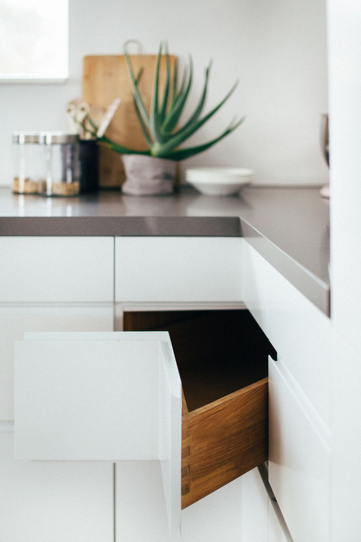 Hjørneskuff // Enebolig på Tåsen — Custom Kitchen & Interiors