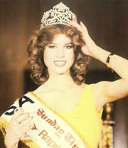 Sandy McCrystal | Miss South Africa 1980,