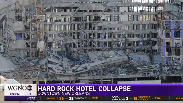 Hard Rock Hotel General Contractor