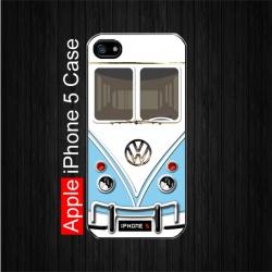 Light Blue Volkswagen Camper Van iPhone 5 Case. $22.5 Free Shipping