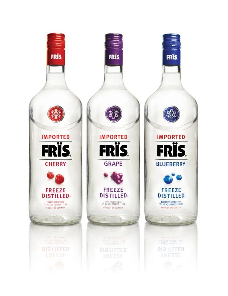 Fris Vodka #vodka #bestvodkabrands