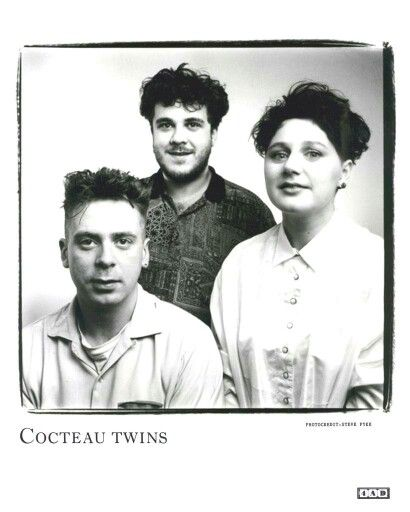 Grangemouth band Cocteau Twins. Scored a UK top ten hit with the album 'Victorialand'. (Years active 1979 - 1997)