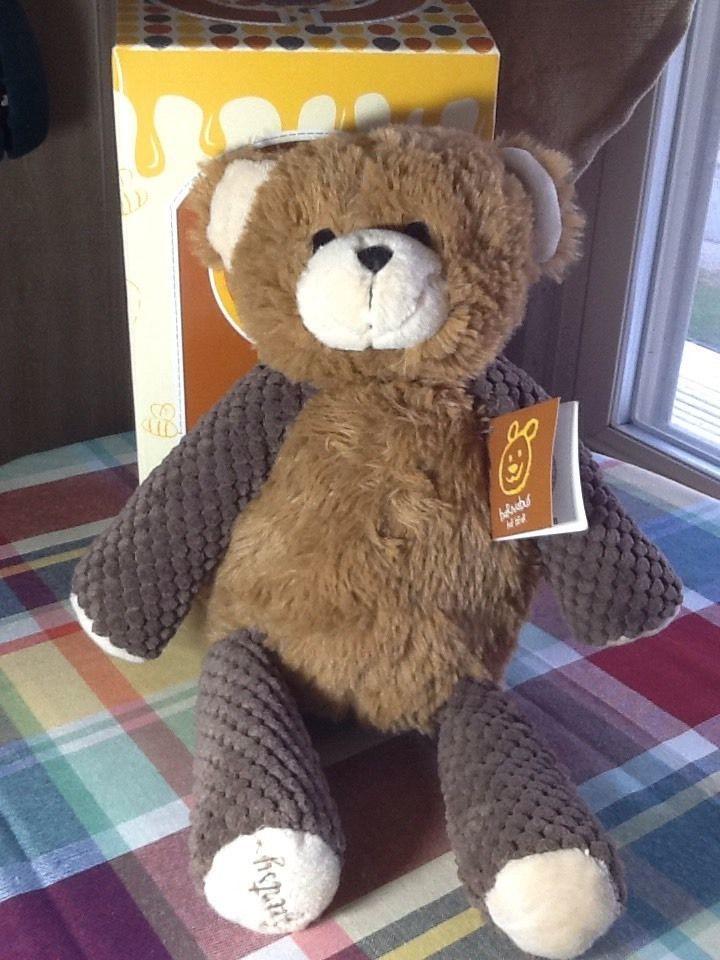 SCENTSY BUDDY NEW In Box BARNABUS THE BEAR  ***RARE** #Scentsy