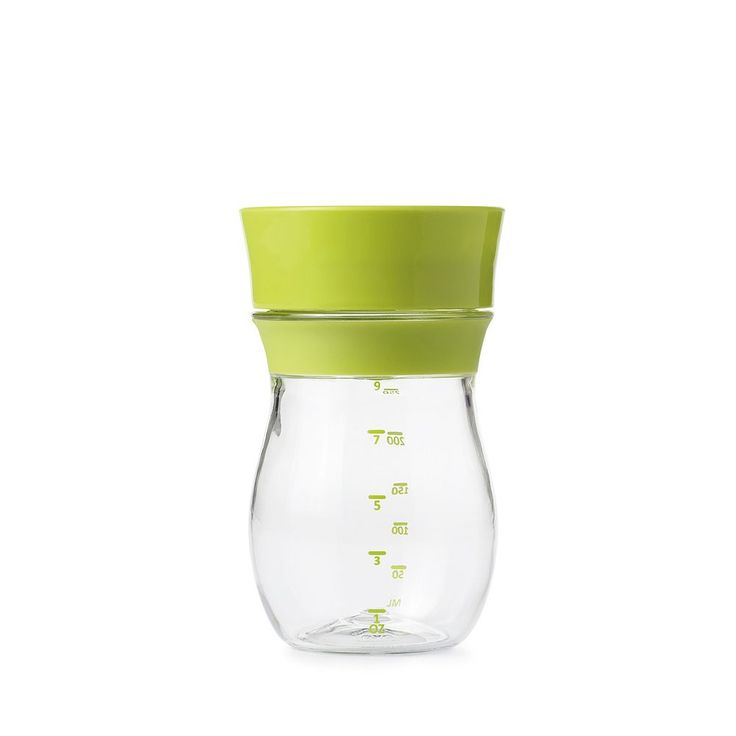 OXO Tot Transitions 9-Oz. Open Trainer Cup, Green