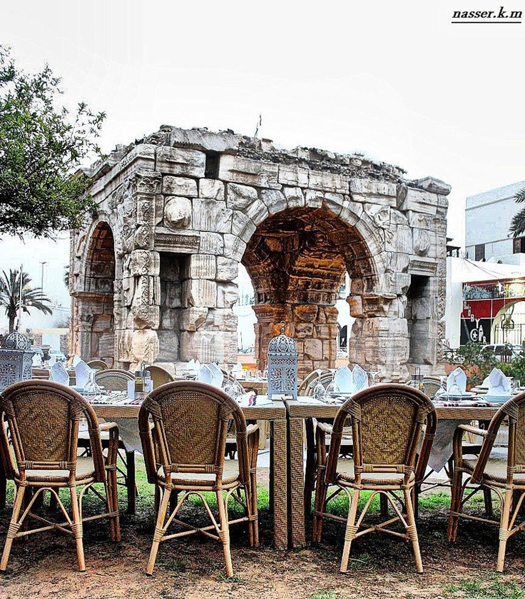Tripoli , Libya  يا كريمة المحاسن  يا طرابلس يا زينة المدائن