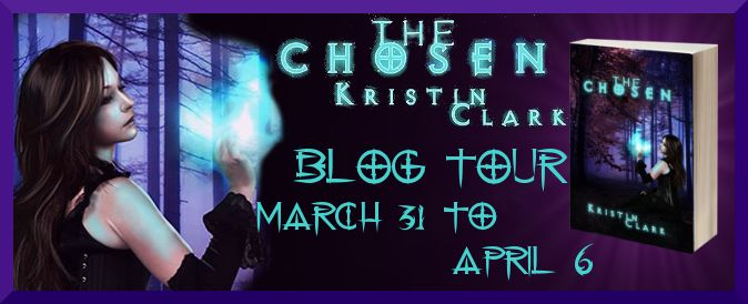That Bites - Book Talk Reviews: Book Tour for 'The Chosen' by Kristin Clark