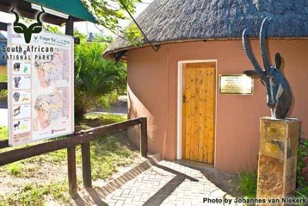 KNP - Pretoriuskop - Information Center