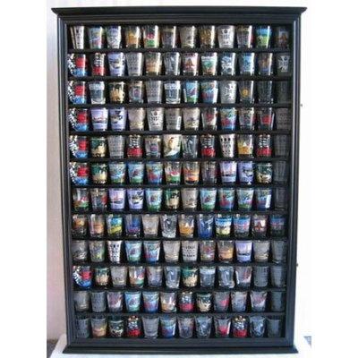 Shot Glass Display Case