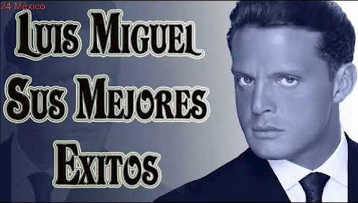 LUIS MIGUEL SUS MEJORES EXITOS - LUIS MIGUEL Baladas Romanticas Exitos  30 Album Completo