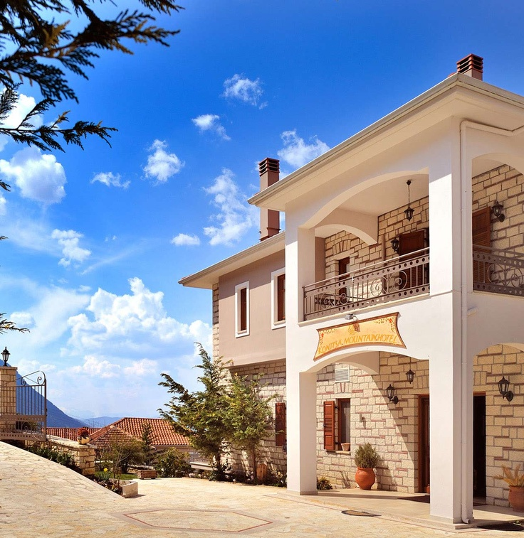 .:: Konitsa Mountain Hotel ::.